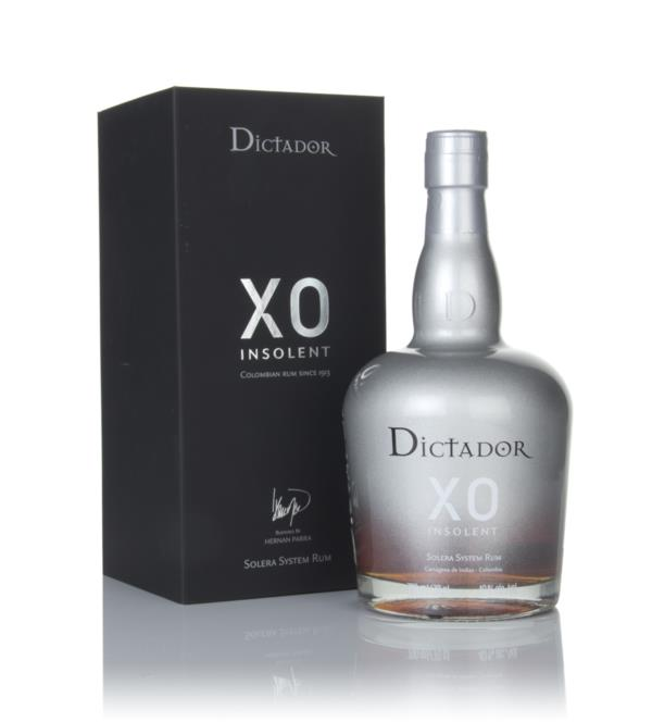 Dictador Insolent XO 3cl Sample Dark Rum