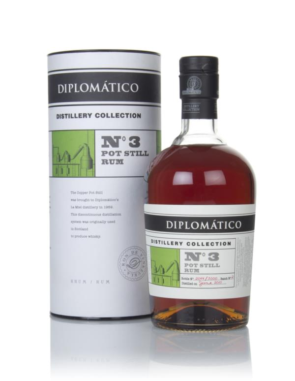 Diplomatico No.3 Pot Still Rum - Distillery Collection Dark Rum