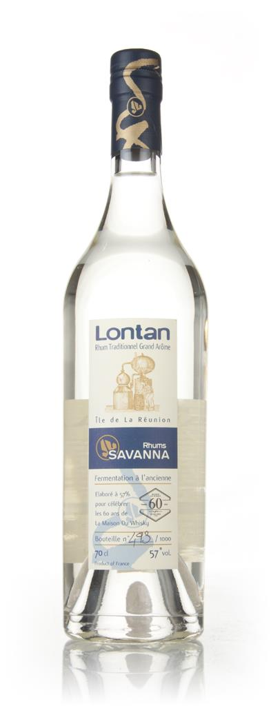 Savanna Grand Arome Lontan (La Maison du Whisky 60th Anniversary) White Rum