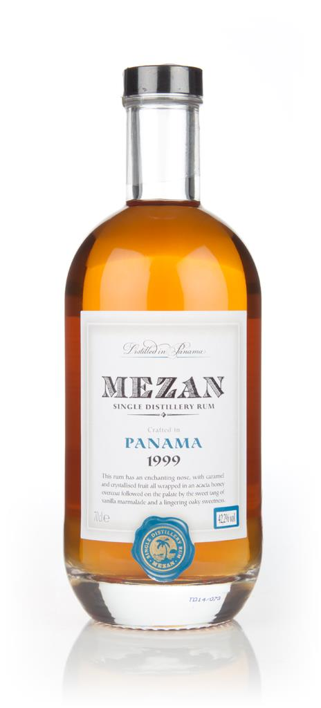 Mezan Panama Don Jose 1999 Dark Rum