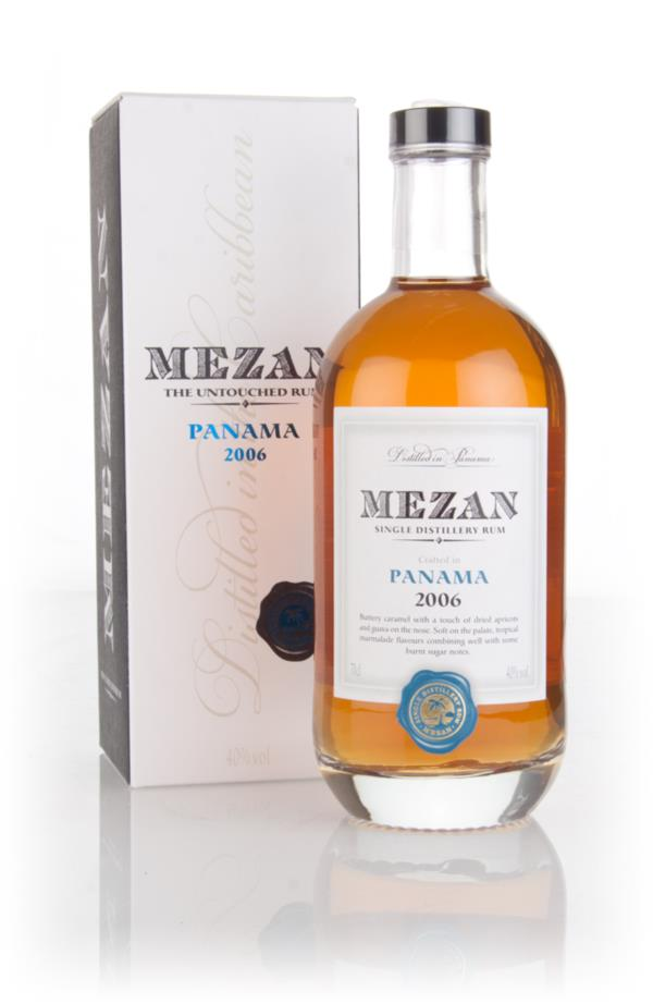 Mezan Panama Don Jose 2006 Dark Rum