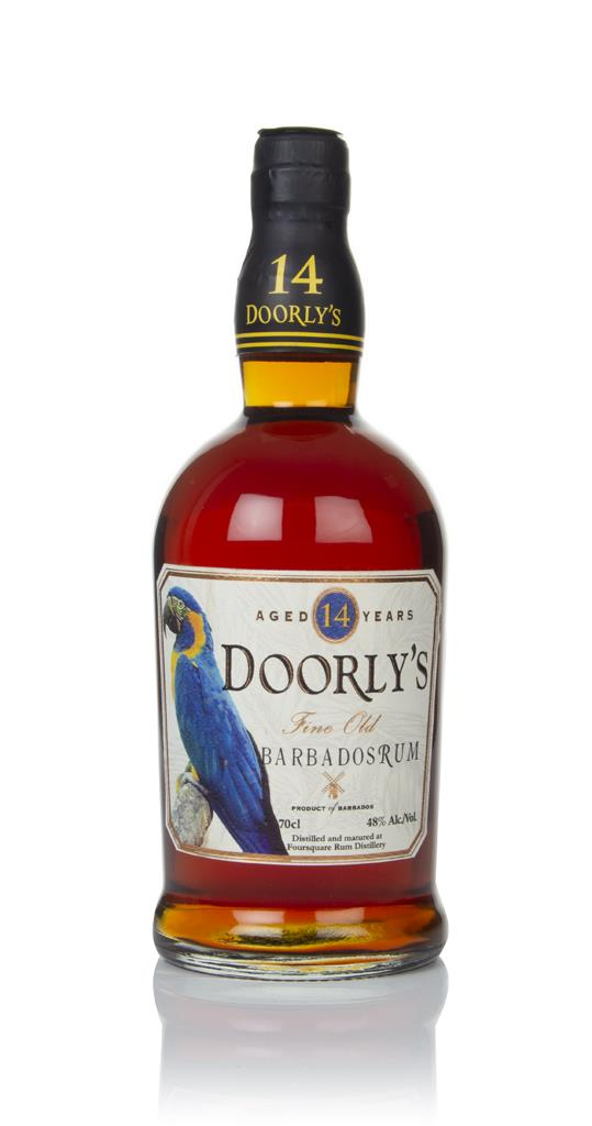 Doorlys 14 Year Old Dark Rum