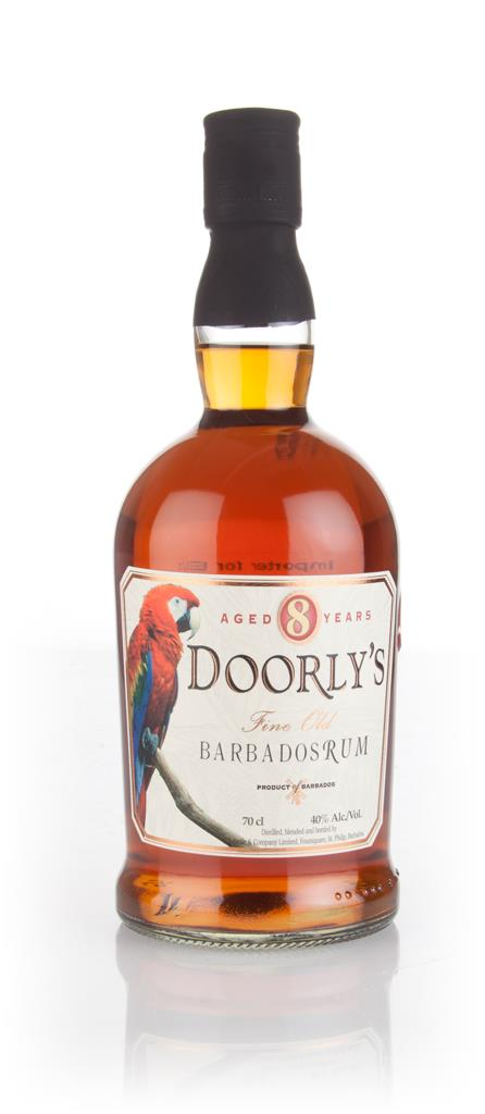 Doorlys 8 Year Old Dark Rum
