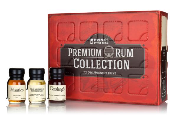 Drinks by the Dram 12 Dram Premium Rum Collection Rum
