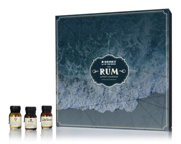 Rum Advent Calendar (2019 Edition) Rum