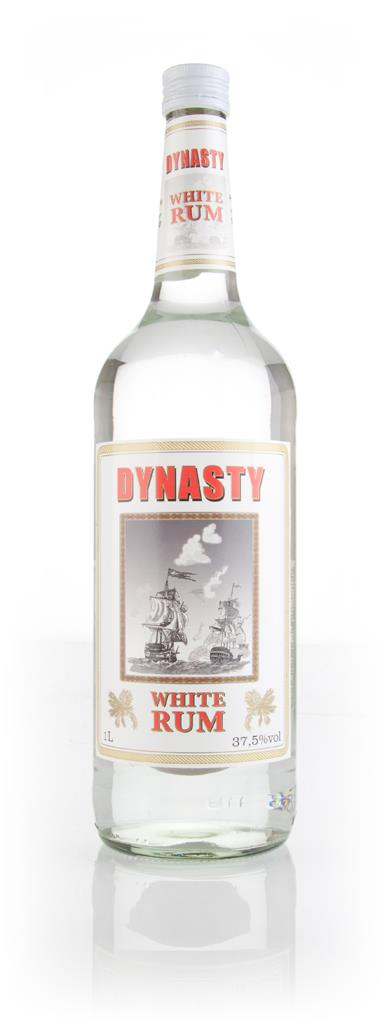 Dynasty White Rum 1l 3cl Sample White Rum