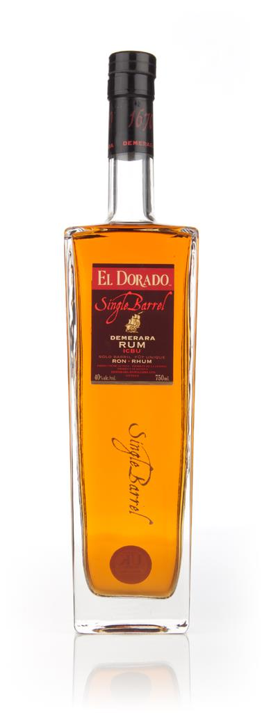 El Dorado Single Barrel Rum ICBU Dark Rum