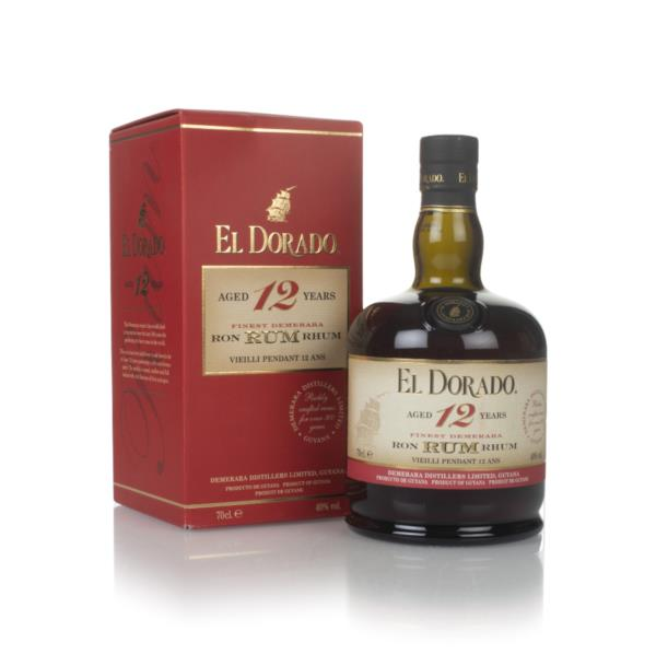 El Dorado 12 Year Old Dark Rum