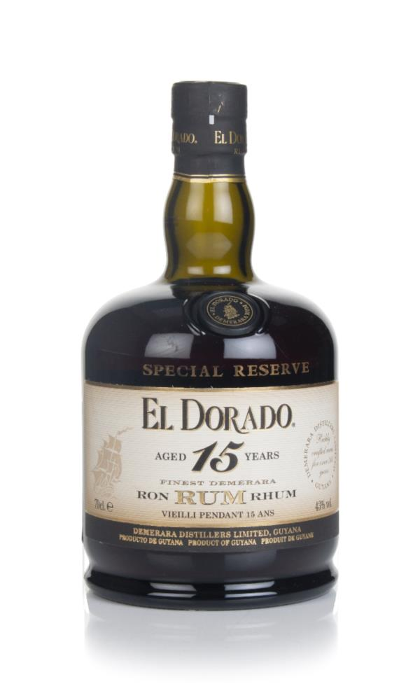 El Dorado 15 Year Old  3cl Sample Dark Rum