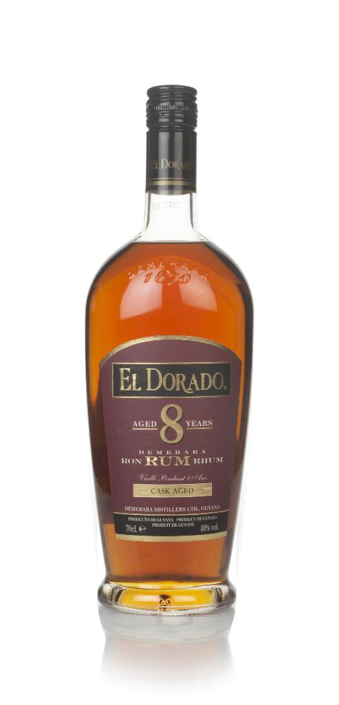 El Dorado 8 Year Old 3cl Sample Dark Rum