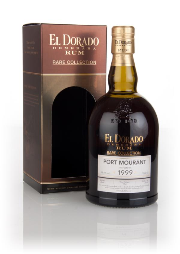 El Dorado Rare Collection - Port Mourant 1999 3cl Sample Dark Rum