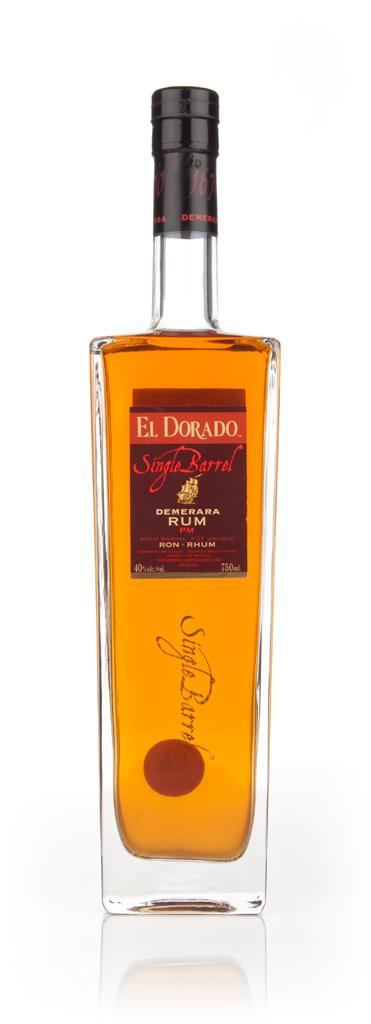 El Dorado Single Barrel Rum PM Dark Rum