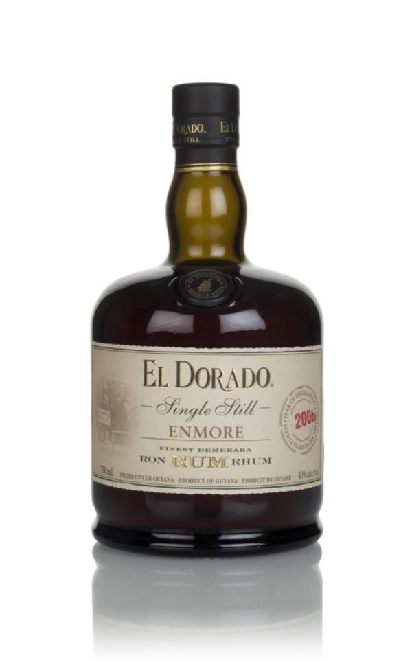 El Dorado Single Still - Enmore 2006 Dark Rum