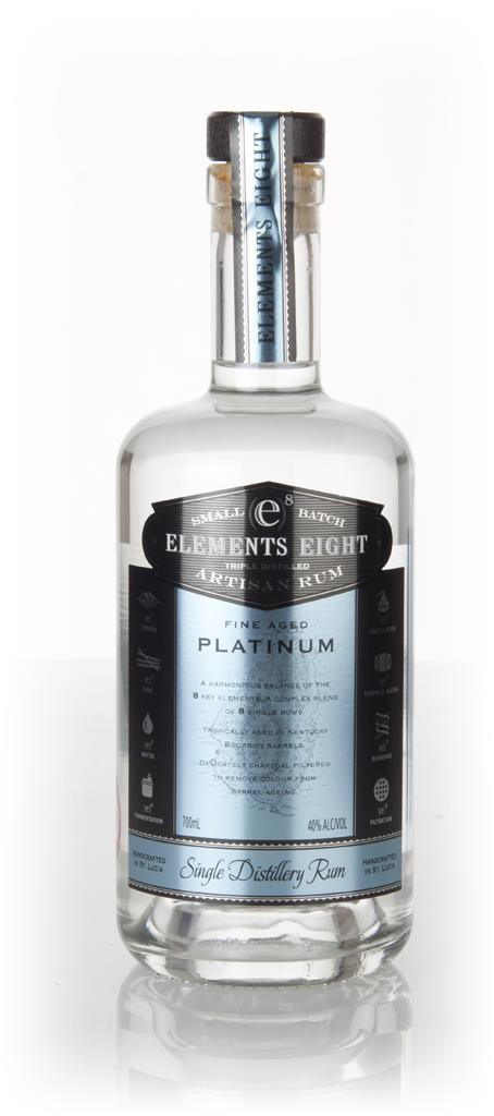 Elements 8 Platinum 3cl Sample White Rum