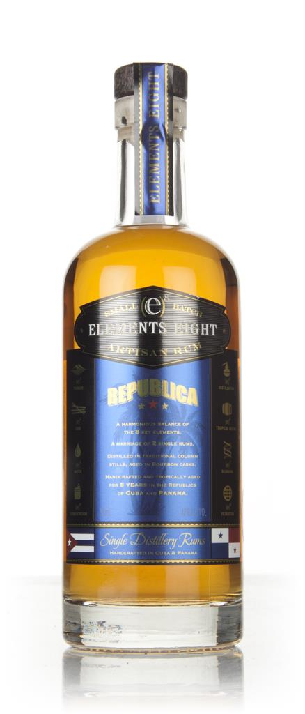 Elements 8 Republica Dark Rum