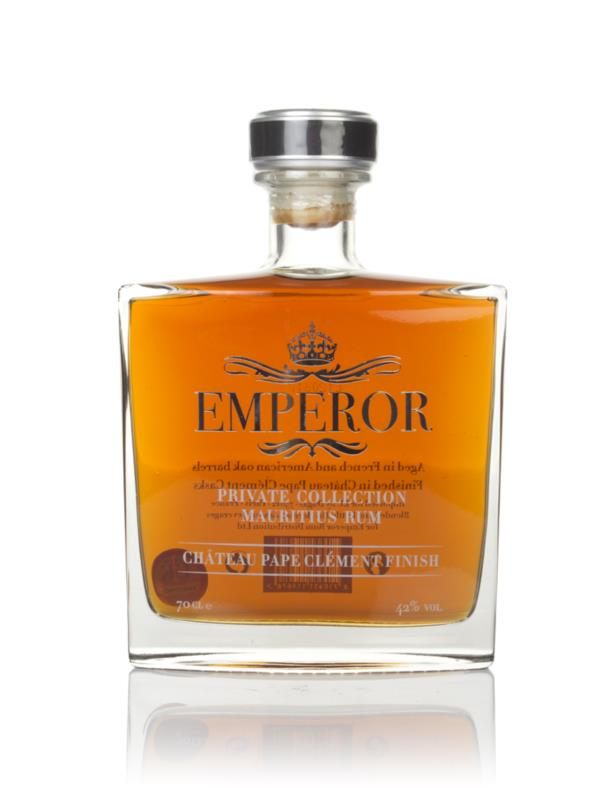 Emperor Chateau Pape Clement Finish - Private Collection Dark Rum