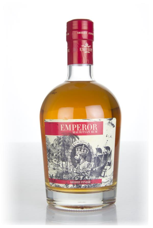 Emperor Sherry Cask Finish Dark Rum