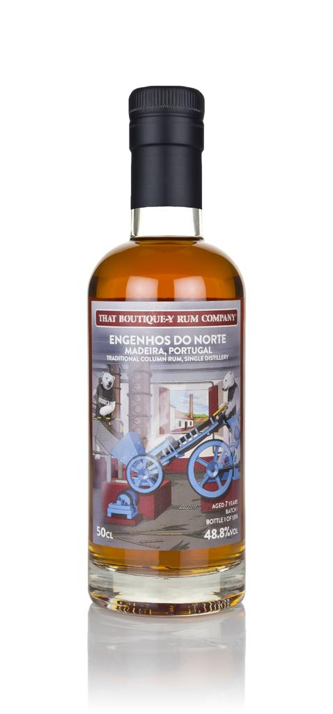 Engenhos do Norte 7 Year Old (That Boutique-y Rum Company) Dark Rum