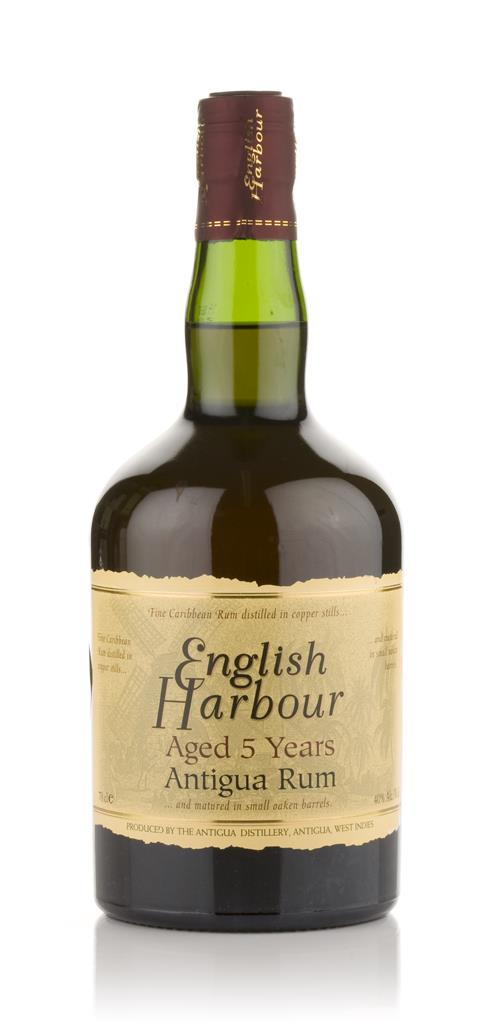 English Harbour 5 Year Old 3cl Sample Dark Rum