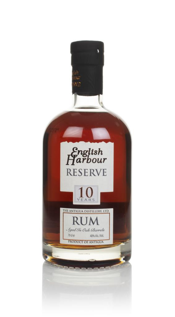 English Harbour Reserve 10 Year Old 3cl Sample Dark Rum
