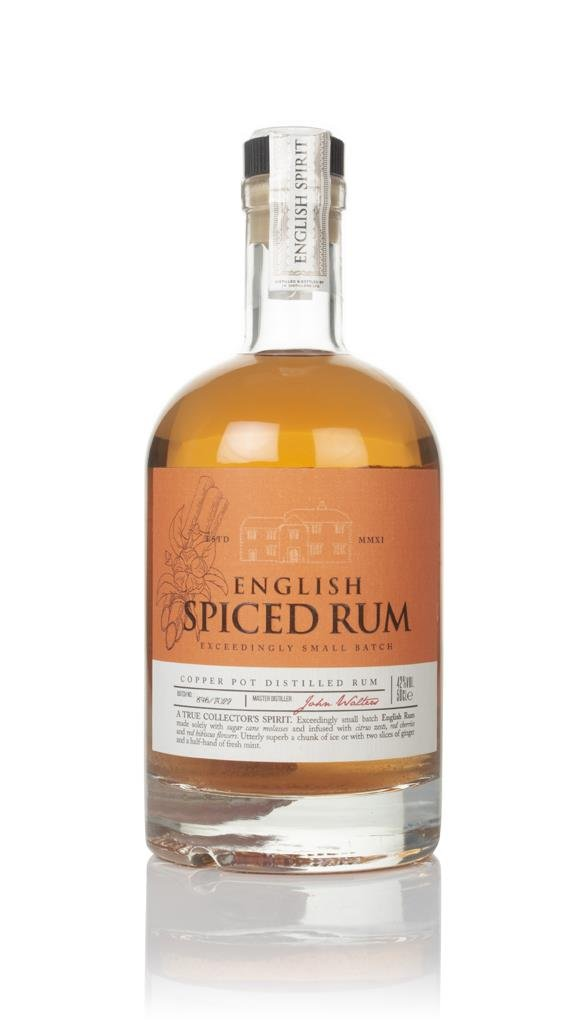 English Spiced Spiced Rum