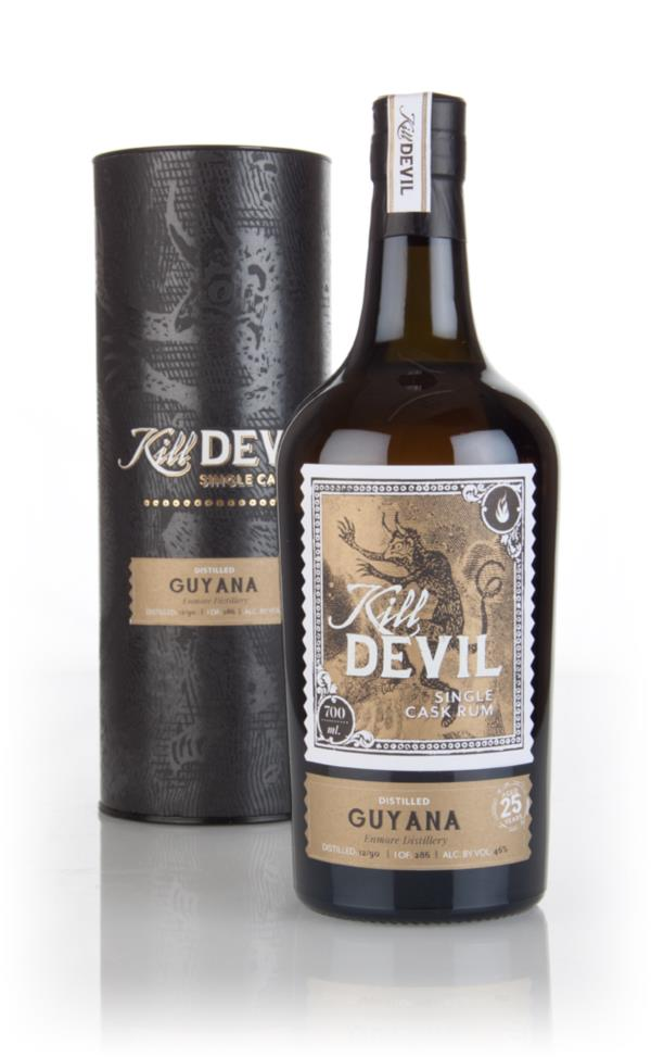 Enmore 25 Year Old 1990 Guyanese Rum - Kill Devil (Hunter Laing) 3cl S Dark Rum 3cl Sample