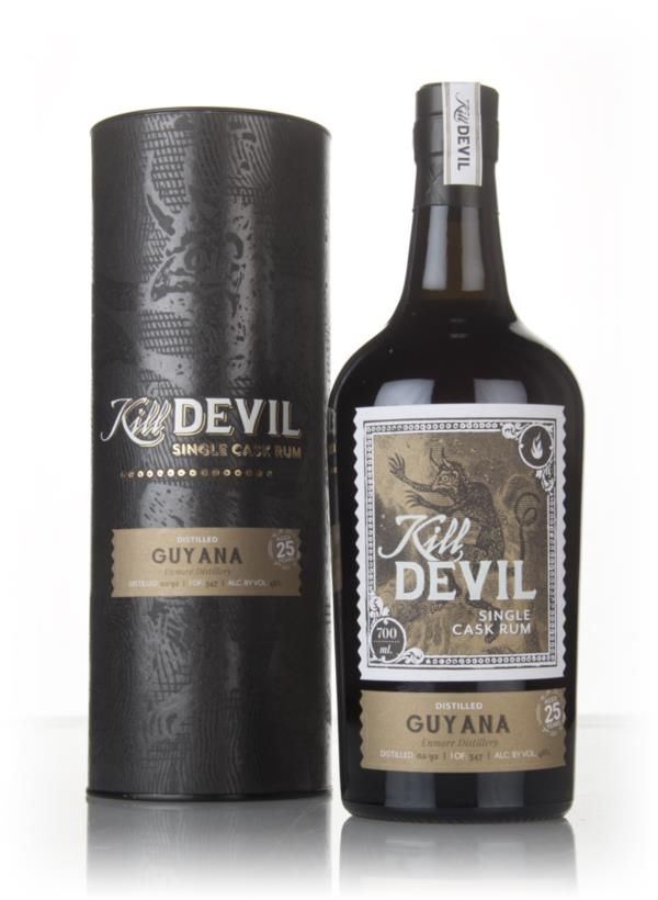 Enmore 25 Year Old 1992 Guyanese Rum - Kill Devil (Hunter Laing) Dark Rum