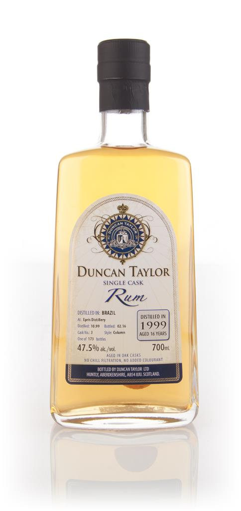 Epris 16 Year Old 1999 (cask 3) - Single Cask Rum (Duncan Taylor) Dark Rum