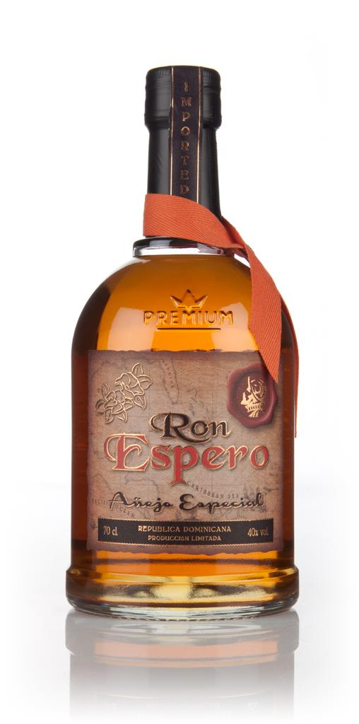 Ron Espero Anejo Especial 3cl Sample Dark Rum