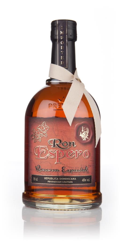 Ron Espero Reserva Especial 3cl Sample Dark Rum