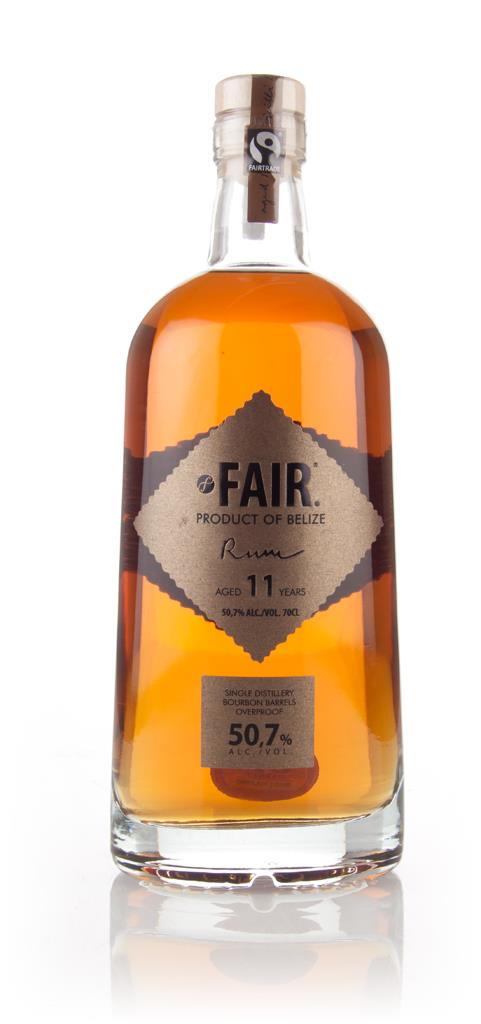 FAIR. 11 Year Old Dark Rum