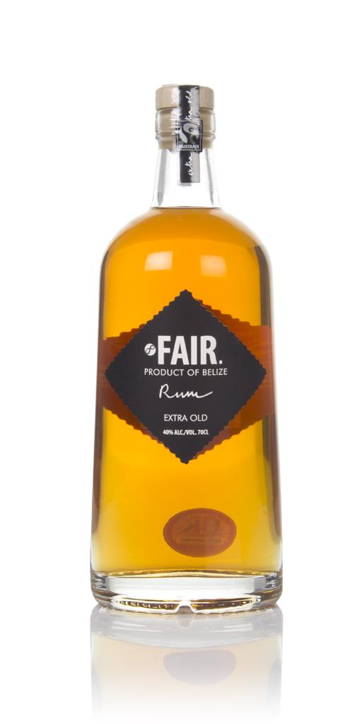 FAIR. Extra Old Dark Rum