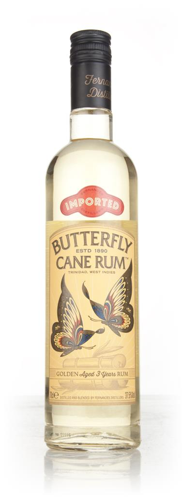 Butterfly Cane 3 Year Old Dark Rum