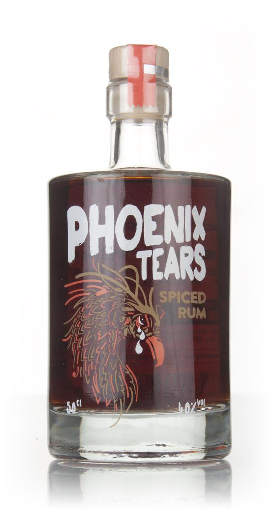 Phoenix Tears Spiced Rum 3cl Sample Spiced Rum