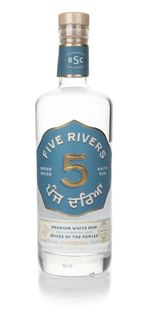 Five Rivers Indian Spiced Spiced Rum