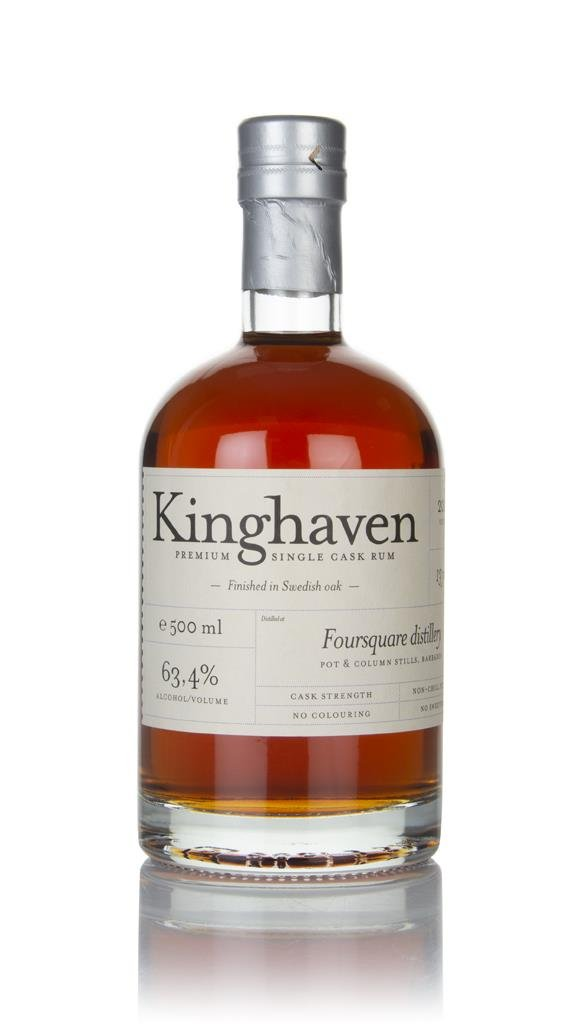 Foursquare 13 Year Old - Kinghaven Dark Rum