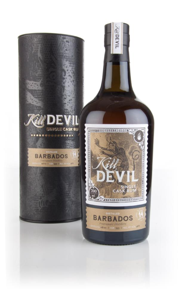 Foursquare 14 Year Old 2001 Bajan Rum - Kill Devil (Hunter Laing) Dark Rum