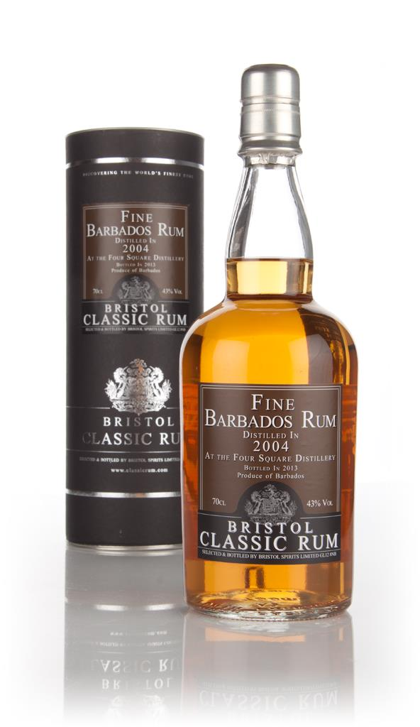 Foursquare 2004 (bottled 2013) - Bristol Spirits Dark Rum