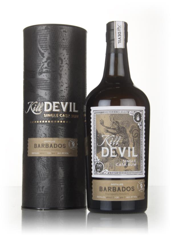 Foursquare 9 Year Old 2007 Bajan Rum - Kill Devil (Hunter Laing) Dark Rum