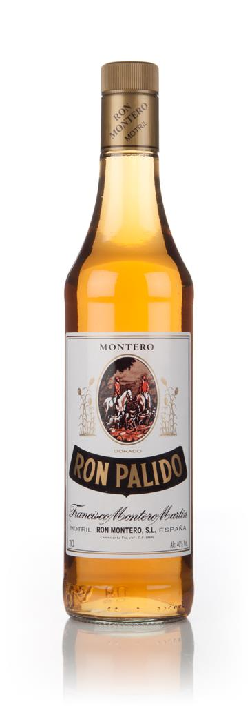Montero Ron Palido 3cl Sample Dark Rum