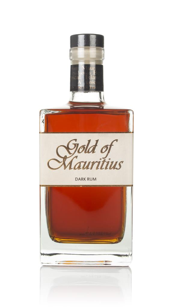 Gold of Mauritius Dark Rum 3cl Sample Dark Rum