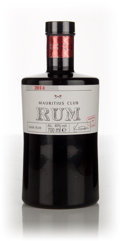 Mauritius Club Rum 3cl Sample Dark Rum