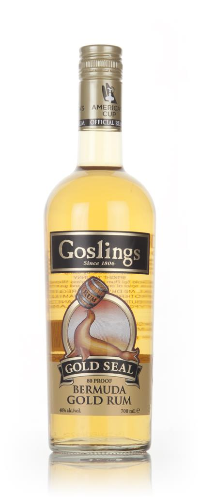 Gosling's Gold Bermuda Rum 3cl Sample Dark Rum
