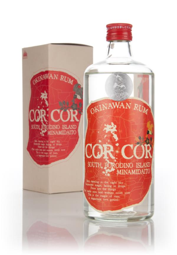 Cor Cor Red - Okinawan White Rum