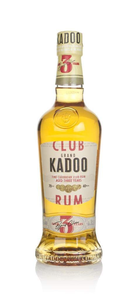 Grand Kadoo Club 3 Year Old Dark Rum