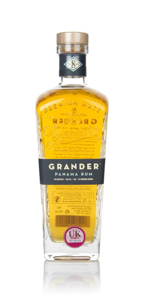 Grander 8 Year Old Dark Rum