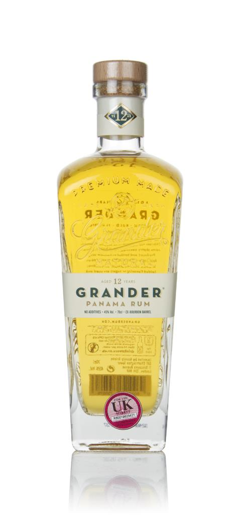 Grander 12 Year Old Dark Rum