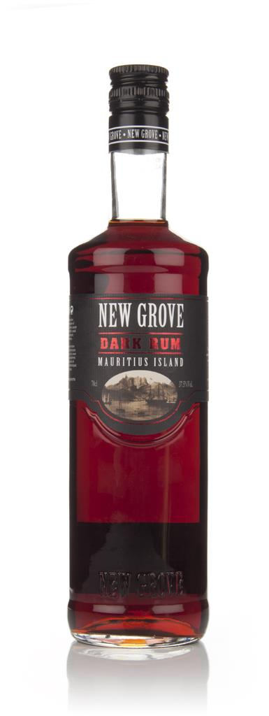 New Grove Dark Rum 3cl Sample Dark Rum