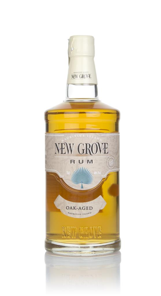 New Grove Oak Aged Rum 3cl Sample Dark Rum