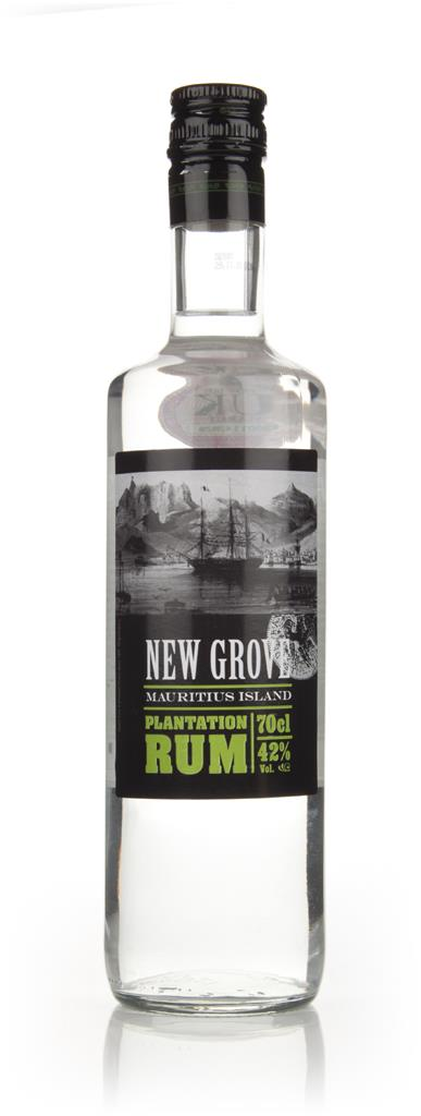 New Grove Plantation White Rum